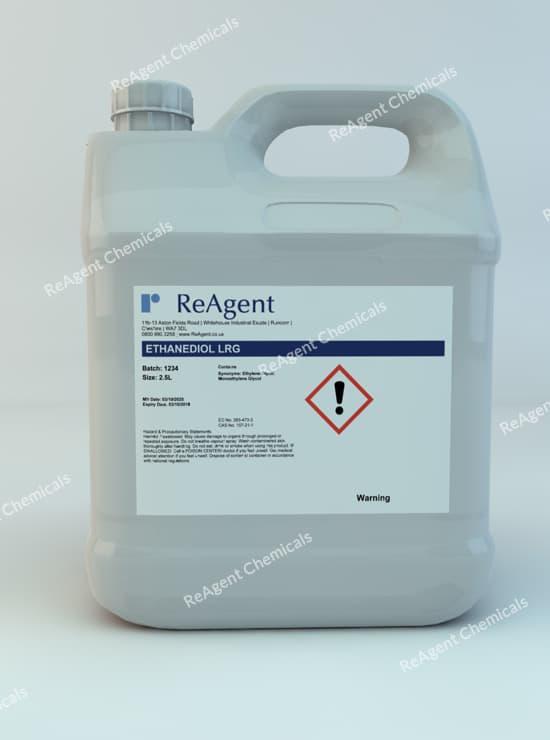 Ethanediol (Laboratory Use) 2.5L packsize