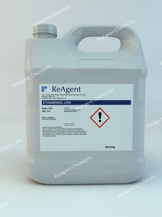 Ethylene Glycol (Laboratory Use) 2.5L packsize