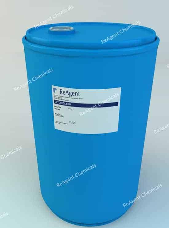 Glycerol Glycerine Glycerin (laboratory Use) 220L packsize