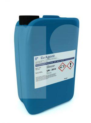 Hydrogen Peroxide 35 25L packsize 1