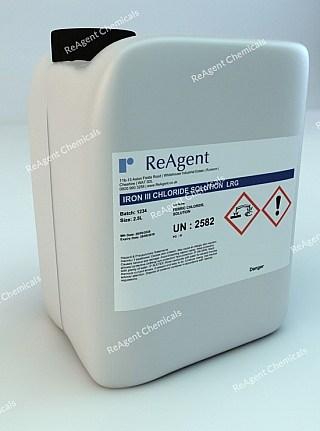 Iron Chloride (FeCl3)