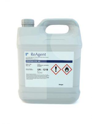 Propan 2 ol Isopropanol 2.5L packsize 2