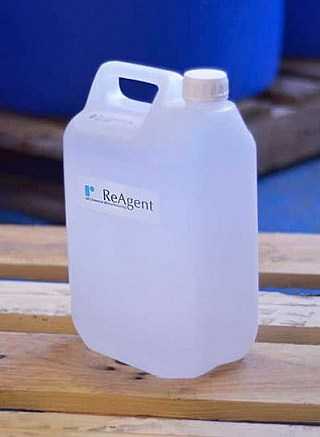 Deionised Water Container