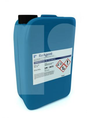 Ammonia Solution Tech 0.88 SG 25L packsize 1