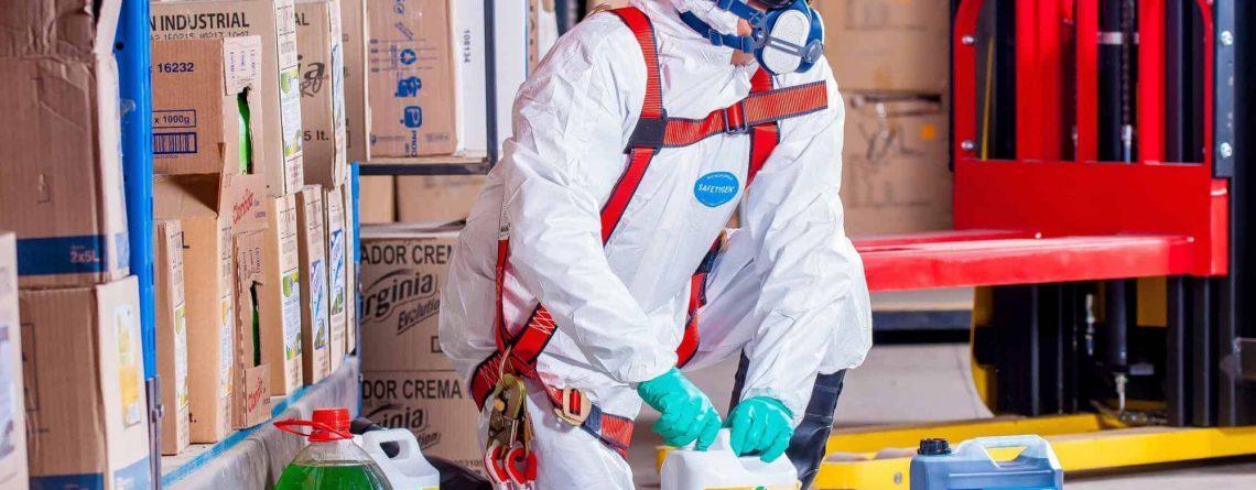 Is Ethanol Hazardous wear protective safety gear