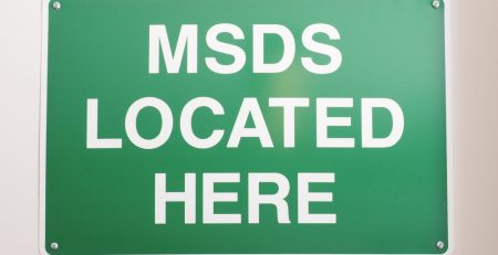 How to read a material safety data sheet - MSDS