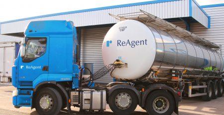 ReAgent water tanker