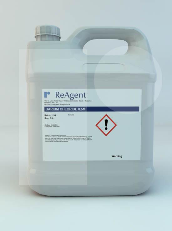 Barium Chloride 0.5M