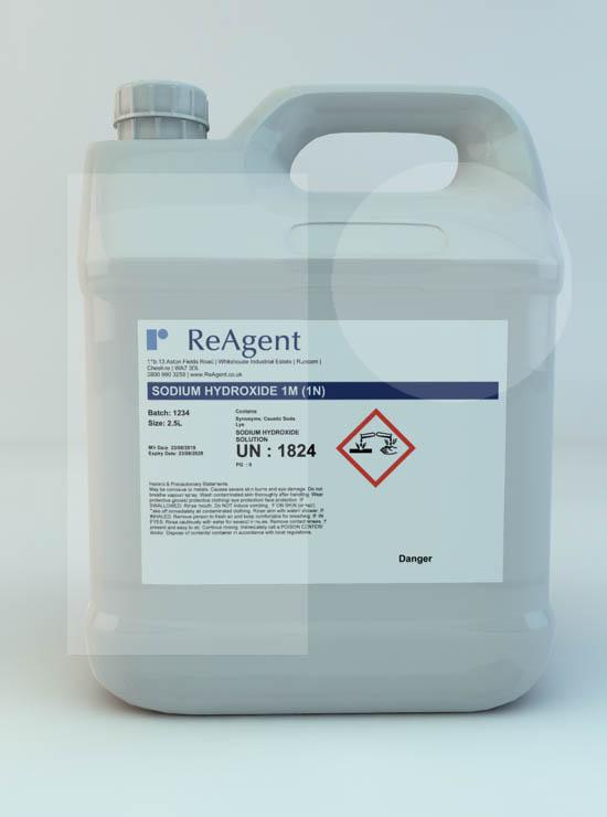 Caustic Soda 1M (1N)
