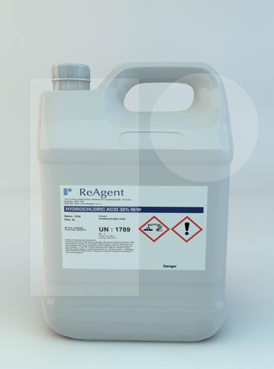Hydrochloric Acid 30% w/w