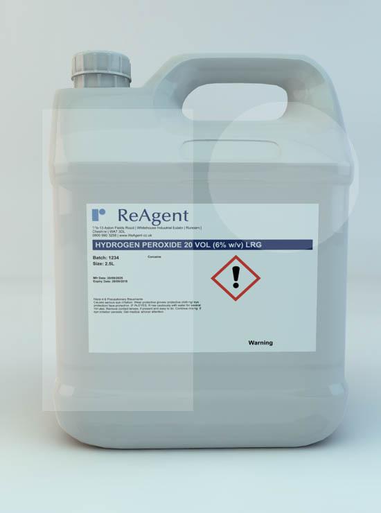 Hydrogen Peroxide 6% (20 Vols)