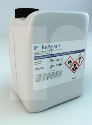 Industrial Methylated Spirits (Denatured Alcohol)