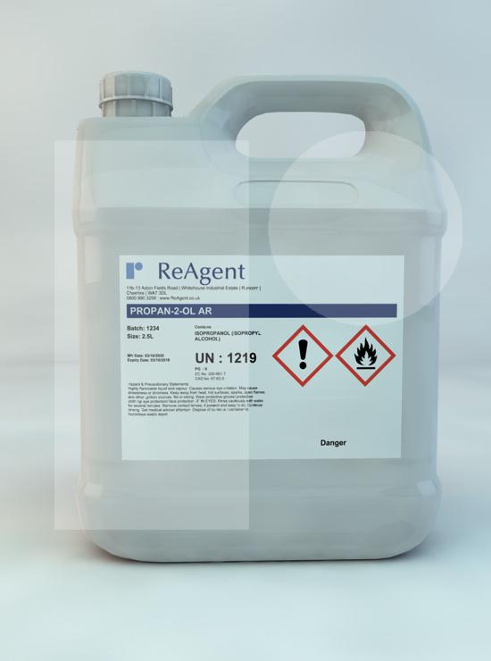 Isopropyl Alcohol (Analytical Use)