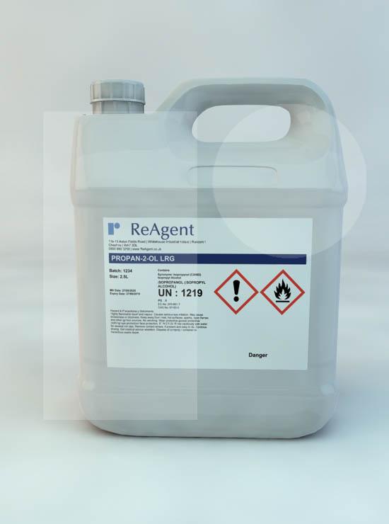 Propan-2-ol / Isopropanol (Laboratory Use)