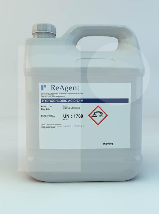 Muriatic Acid 0.1M (0.1N)