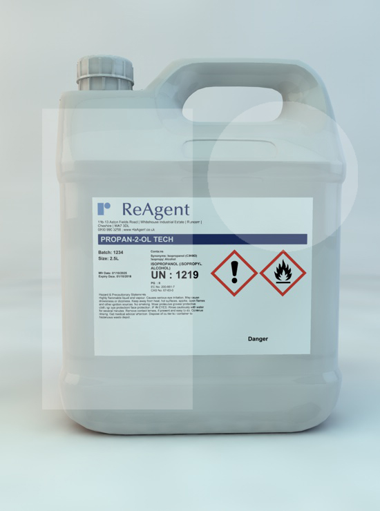 Propan-2-ol / Isopropanol (General Use) 1