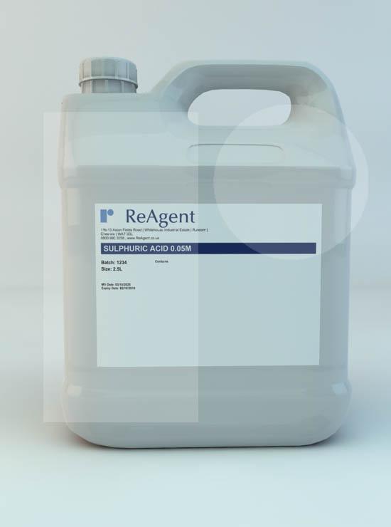Sulfuric Acid 0.05M (0.1N)