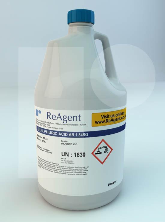 Sulfuric Acid 98% (Analytical Use)