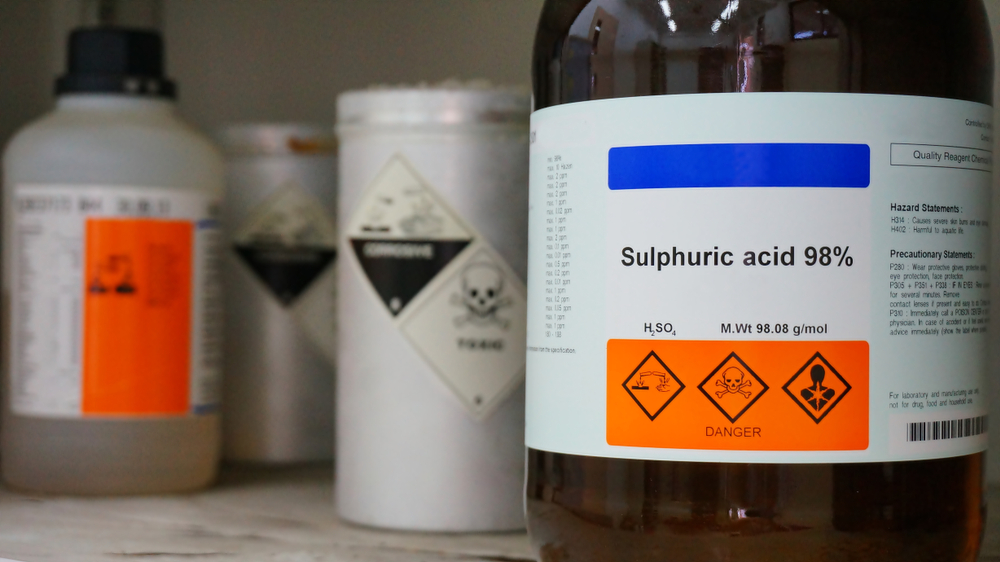 What is sulfuric acid
