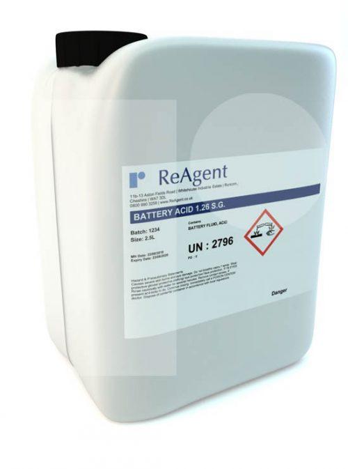 Battery Acid 2.5L packsize