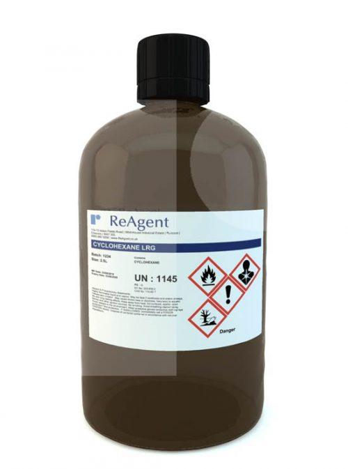 Cyclohexane General Use 2.5L packsize