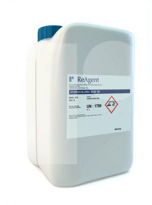 Hydrochloric Acid 1M 1N 5L packsize