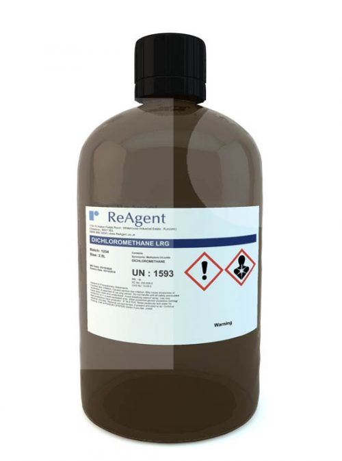 Methylene Chloride General Use 2.5L packsize