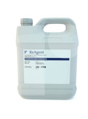 Muriatic Acid 0.01M 2.5L packsize