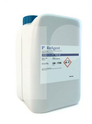 Muriatic Acid 1M 1N 5L packsize