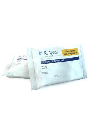Polyethylene Glycol 4000 PEG 4000 25kg packsize