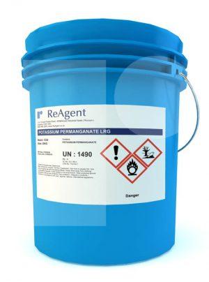 Potassium Permanganate Solid 25kg packsize