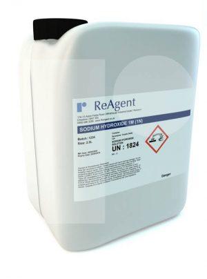 Sodium Hydroxide 1M 1N 2.5L packsize