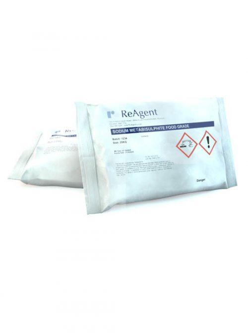 Sodium Metabisulphite Food Grade 25kg packsize