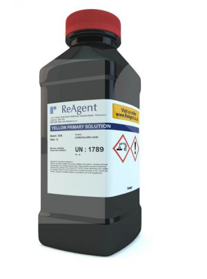 Yellow Colour Primary Solution to BP A46 1L packsize